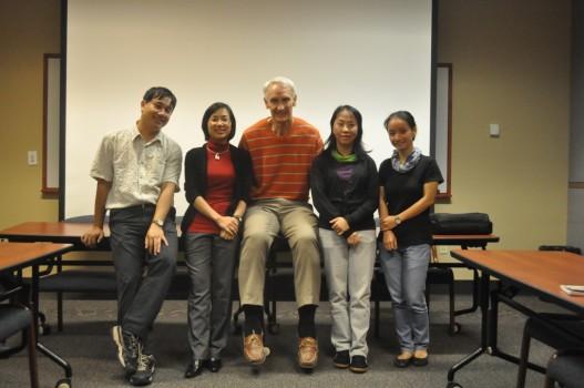 Kinh nghiệm tổ chức seminar định kỳ cho sinh viên