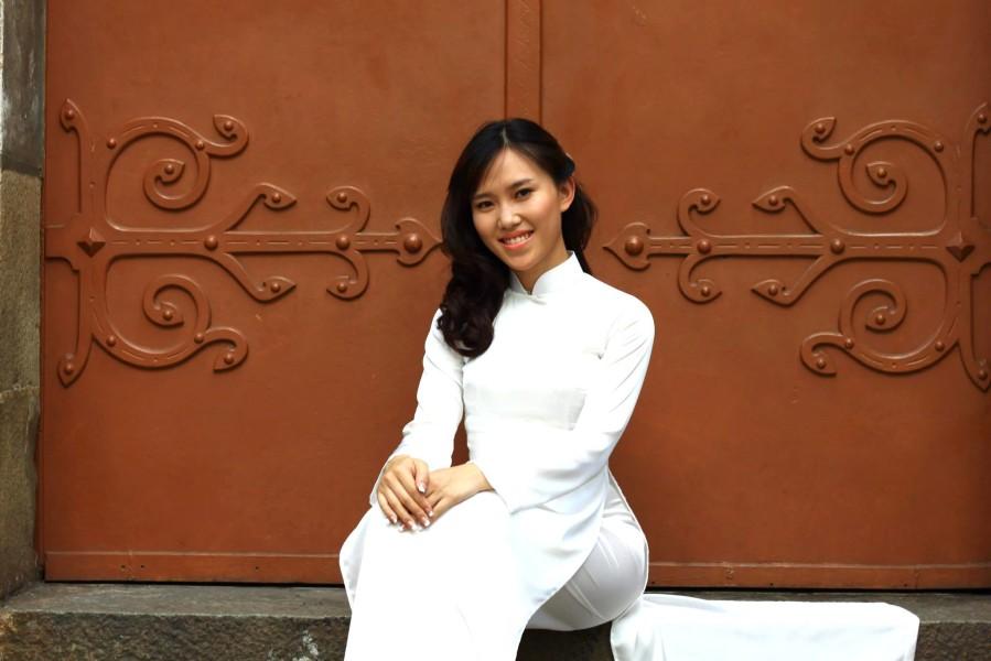 SBD06-DDVN1: Dang Kim Anh (Oklahoma) + Trường : University of Oklahoma + Chuyên ngành: Microbiology + Sở thích: nấu ăn, du lich và xem phim
