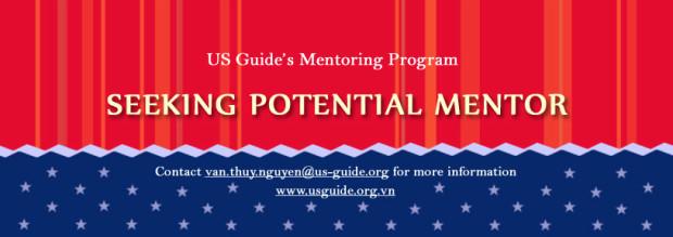 """Chương trình """"Seeking Potential Mentor"""" của US Guide"""