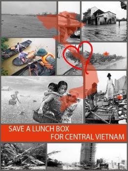 """""""Triệu Bữa Ăn Gửi Miền Trung Thân Yêu – Save a Lunchbox for Central Vietnam"""""""