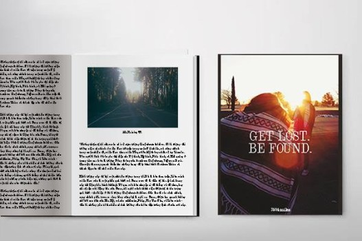 """""""Get Lost. Be Found."""" – hành trình vòng quanh nước Mỹ của ba cô gái trẻ"""