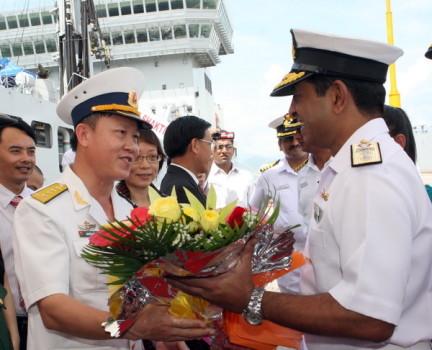 Ấn Độ đào tạo 500 thủy thủ tàu ngầm cho Việt Nam