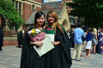 Nguyễn Thái Hà – cựu sinh viên IFY khóa 3, đạt học bổng trong cả 3 năm học Đại học trị giá 25% học phí
