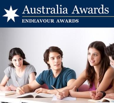 Học bổng Endeavour của chính phủ Australia năm 2015