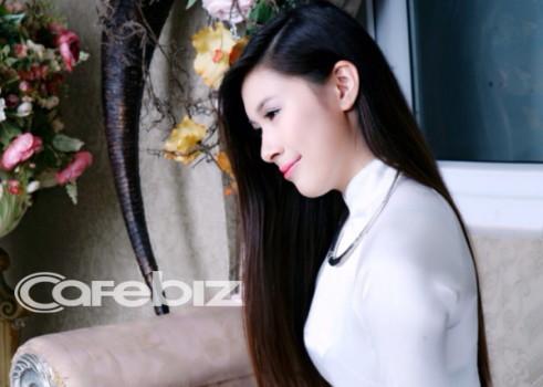 Nguyễn Ngọc Mỹ – ái nữ của ông chủ Alphanam: Khi ước mơ luôn gắn liền với Tổ quốc