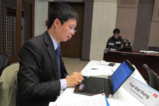 Nhà báo Trần Việt Hưng: Du học sinh có phẩm chất cá nhân vượt trội