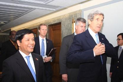Kỷ niệm 20 năm quan hệ thương mại Việt Nam – Hoa Kỳ
