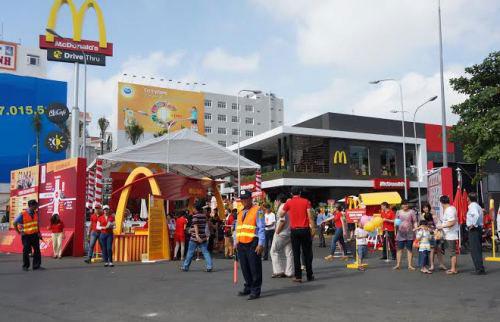 Tại sao mọi người yêu thích thương hiệu McDonald's