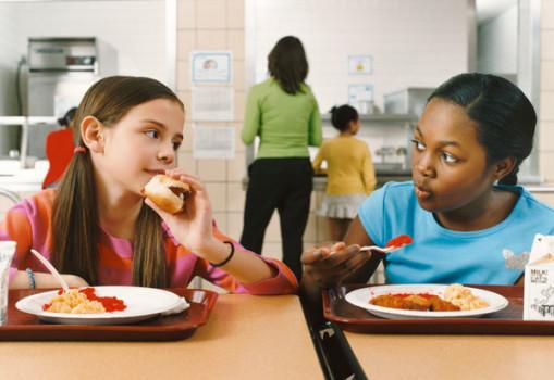 Sự công bằng nhìn từ bữa ăn của trẻ em ở Mỹ