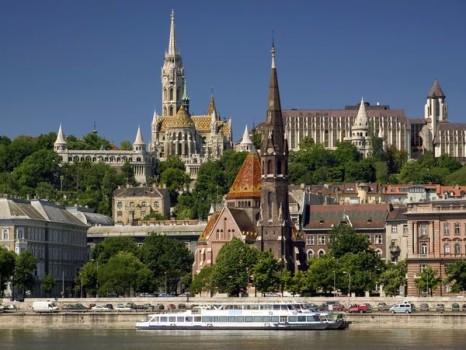 Học bổng toàn phần du học Hungary
