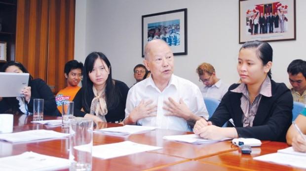 GS Ngô Bảo Châu: Luôn sẵn sàng cải cách chính mình