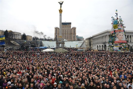 Ukraine, vì đâu nên nỗi?