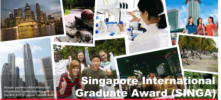 Học Bổng SINGA – Cơ Hội Đặc Biệt Để Theo Đuổi Tấm Bằng Tiến Sĩ Tại 2 Trường Đại Học Hàng Đầu Singapore: NTU Và NUS