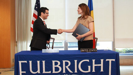 Chương trình Trợ giảng Ngoại ngữ Fulbright (FLTA) Năm học 2015