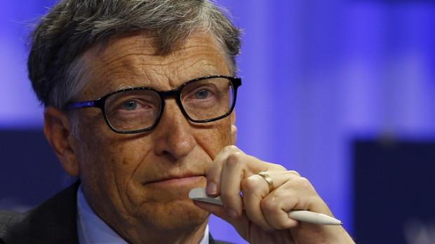 Bill Gates lấy lại ngôi vị người giàu nhất thế giới