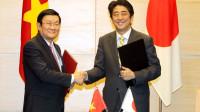 Chiều tối qua, Chủ tịch nước Trương Tấn Sang đã có cuộc hội đàm với Thủ tướng Nhật Bản Shinzo Abe trong khuôn khổ chuyến thăm cấp Nhà nước tới...