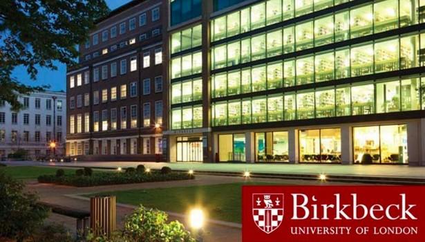 Học Bổng Nghiên Cứu Sinh Toàn Phần Tại Đại Học Bribeck, Vương Quốc Anh, 2014