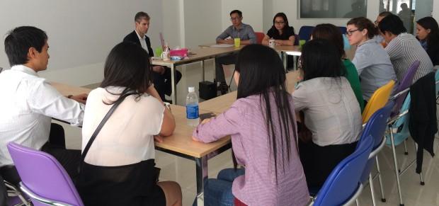 Doanh nhân tìm kiếm cơ hội đổi mới giáo dục ở Việt Nam