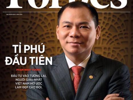 Việt Nam có tỉ phú đô-la: Vui hay buồn?
