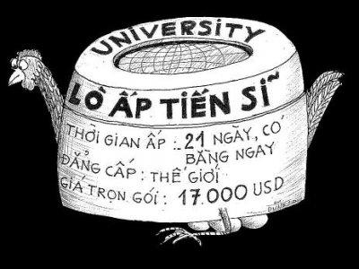 Vì sao càng trưởng thành, người Việt càng tụt hạng?