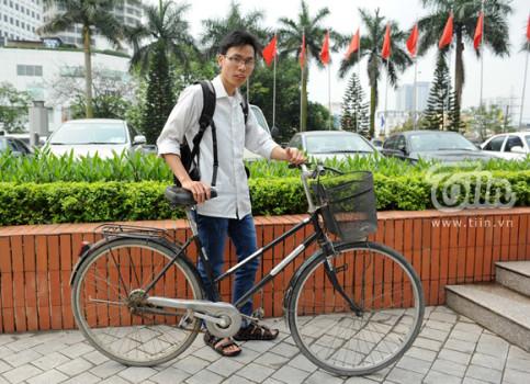 Chàng trai Việt và kế hoạch đi 64 nước bằng xe đạp