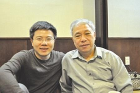 Nói chuyện với GS Hà Huy Khoái