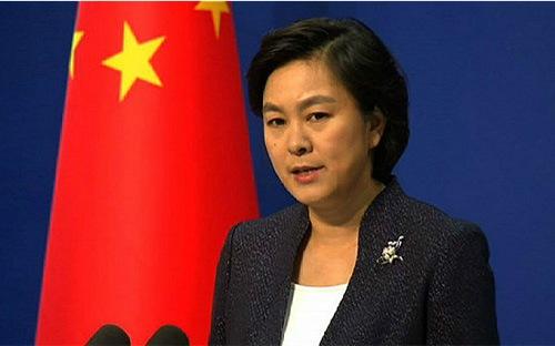 """Trung Quốc lại yêu cầu Việt Nam """"dừng quấy rối"""""""