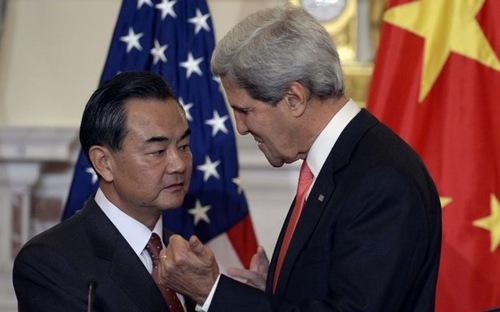 Ngoại trưởng Mỹ gọi điện chỉ trích Trung Quốc về biển Đông