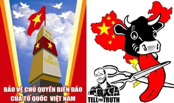 """Sự thật cần phải biết vụ """"Tàu sân bay khoan dầu"""" HD981 của Trung Quốc xâm phạm Việt Nam"""