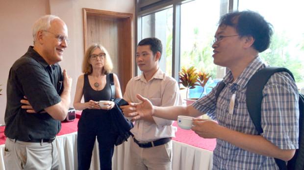 Giáo sư Đàm Thanh Sơn: Tiến xa nhờ sự khiêm nhường