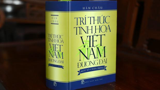 """""""Bách khoa thư"""" về trí thức Việt đương đại"""