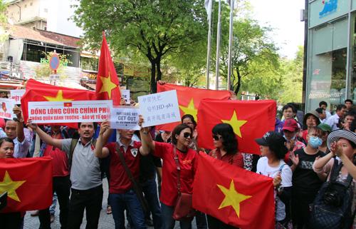 TP HCM triệu Tổng lãnh sự Trung Quốc để phản đối việc đặt giàn khoan