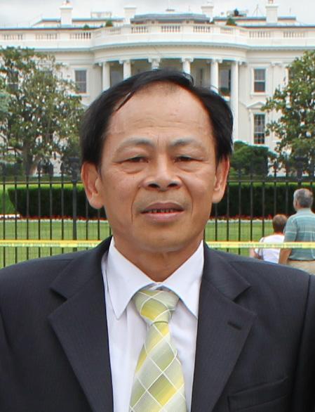 Nhà văn Thái Chí Thanh