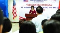 (Một Thế Giới)Là một trong những vấn đề chính được bà Rena Bitter – Tổng lãnh sự Hoa Kỳ chia sẻ tại triển lãm thường niên các chương trình liên...