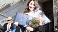 Sau 4 năm sang Mỹ học như thông báo, Huỳnh Minh Thủy (Thủy Top) đã rất xúc động khoe thành quả là một tấm bằng tốt nghiệp xuất sắc tại...