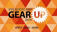 """Từ ngày 8 đến 14-8, mạng lưới khởi nghiệp trẻ VN (VYE) tổ chức hội trại khởi nghiệp VYE Bootcamp 2013 với chủ đề """"Thắp sáng"""" dành cho 100 bạn..."""