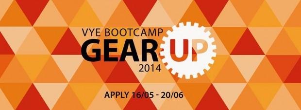 Hội trại khởi nghiệp  VYE Bootcamp 2013