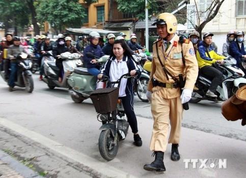 Giao thông Việt Nam trong mắt một người Mỹ sống ở Hà Nội
