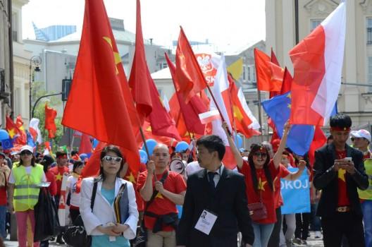 Người Việt tại Ba Lan chuẩn bị biểu tình phản đối Trung Quốc