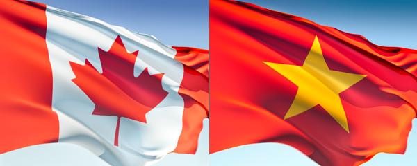 Thông báo: Tuyển đại biểu tham gia chương trình TNTN Việt Nam – Canada