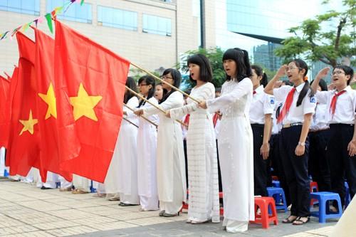 Quốc ca và lòng tự hào dân tộc
