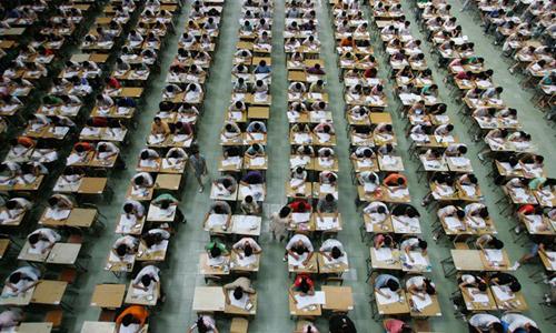 Cách ra đề thi đại học thú vị ở Trung Quốc