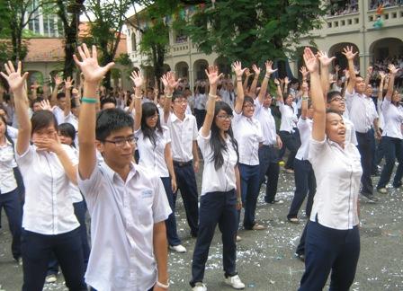 Du học sinh chia sẻ động lực của việc học
