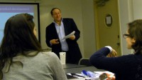 Từ 25.6 đến ngày 31.6, giáo sư Alan Kerzner, trường kinh doanh Wharton, University of Pennsylvania, CEO of Institute for Global Student Success sẽ tổ chức 3 buổi hội thảo...