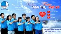 """Liên hiệp thanh niên Việt Nam Thành phố Hồ Chí Minh phát động chương trình """"Triệu trái tim, triệu chữ ký"""" trên trang điện tử http://hoilhtn.vibiendong.vn nhằm vận động ít..."""