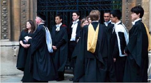 Xếp loại bằng cấp tại Anh