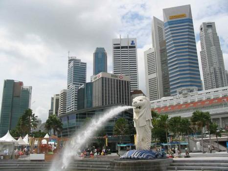Singapore là lò rèn cho những người làm từ thép?