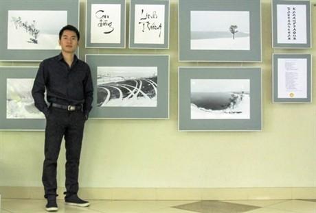 Chàng trai Việt mở triển lãm ảnh tại Nga