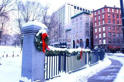 A 02: Bốn mùa ở Boston