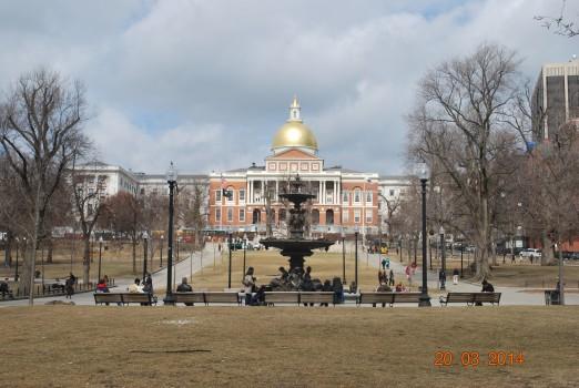 MS 08: Dạo quanh vùng Boston và cảm nhận khi sống và học tập tại Mỹ